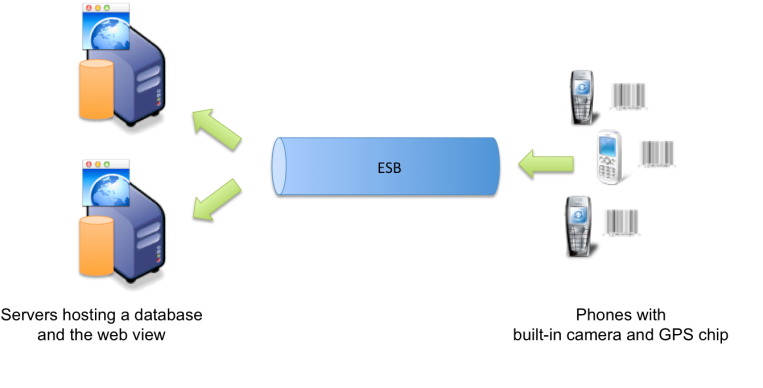 System topology