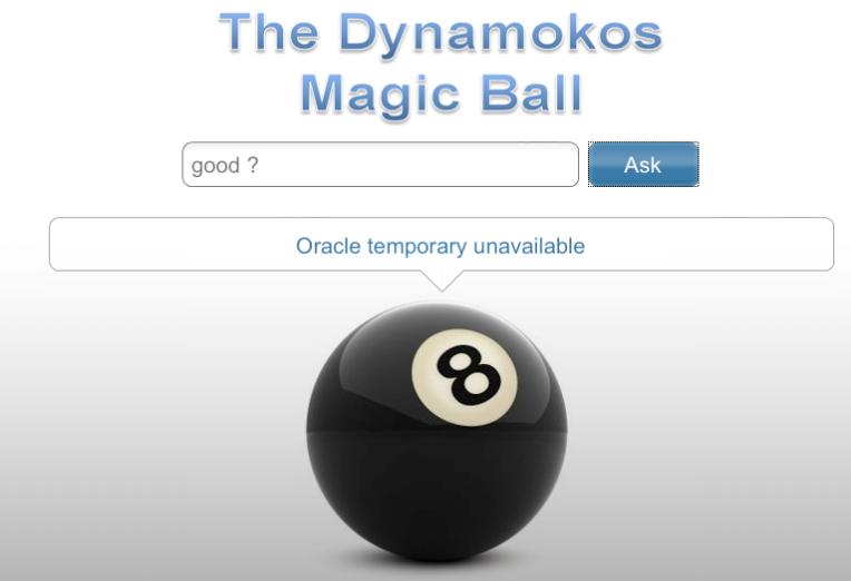 Dynamokos Web View