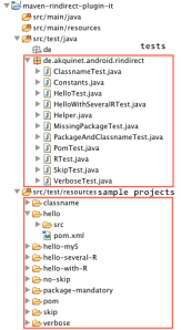 IT Project Structure