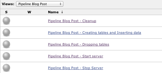 Building pipelines by linking Jenkins jobs – akquinet AG – Blog