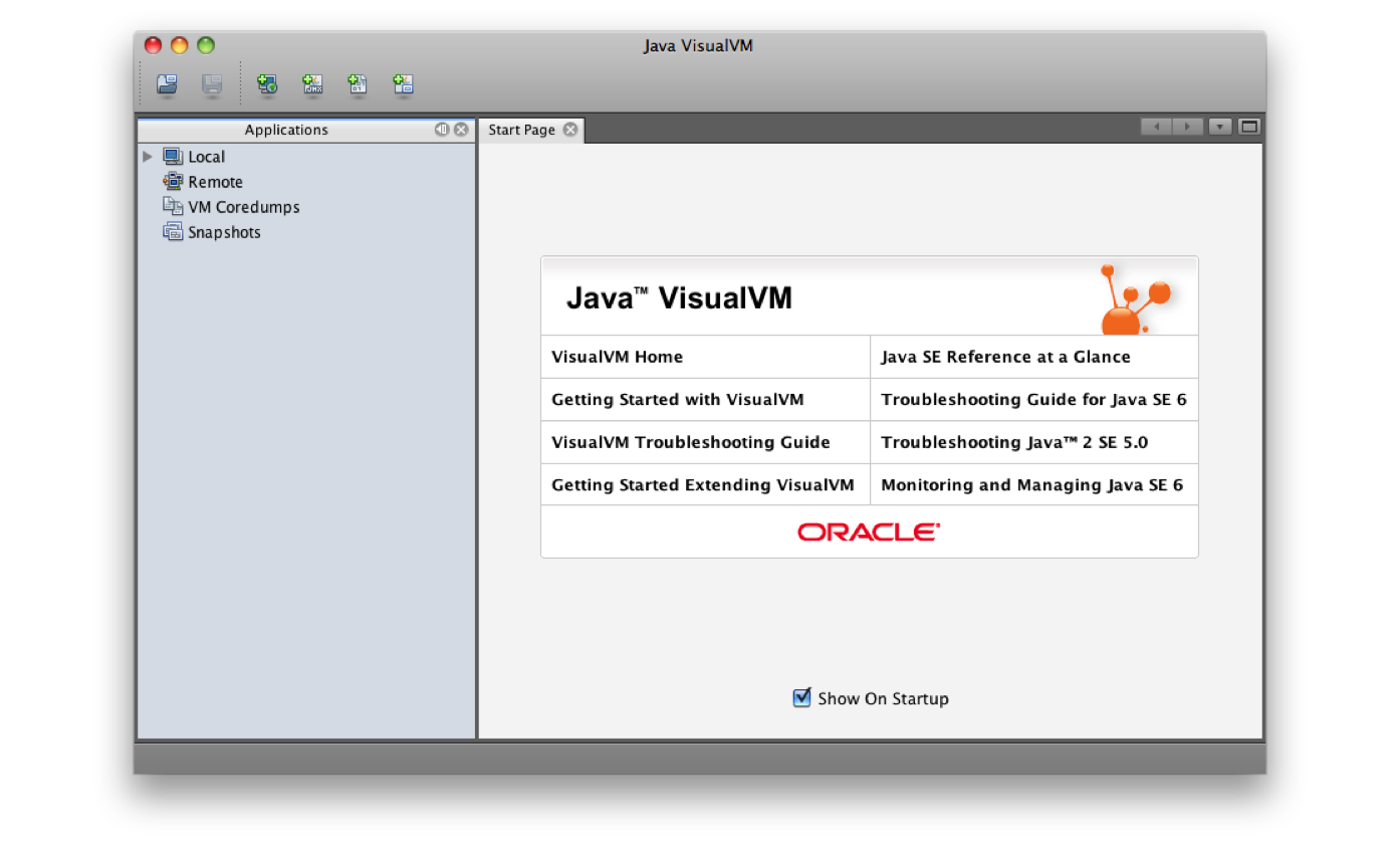 Connecting VisualVM with a remote JBoss AS 7 / EAP6 JVM