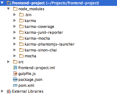 Managing JavaScript Test Coverage with SonarQube, Maven, Karma and
